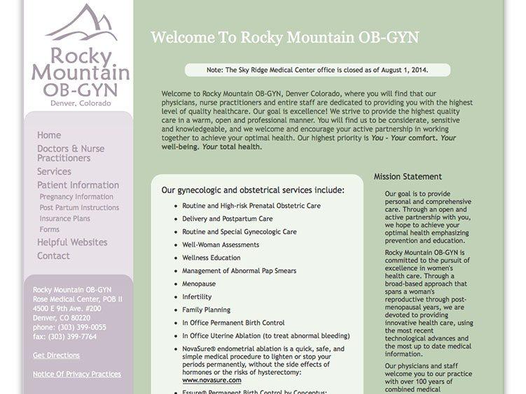 Rocky Mountain OB-GYN