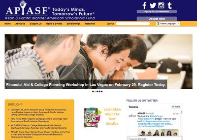 Asian & Pacific Islander American Scholarship Fund