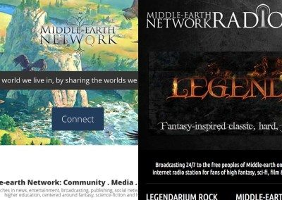 Middle-earth Network and Middle-earth Network Radio