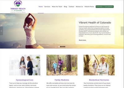 Vibrant Health of Colorado