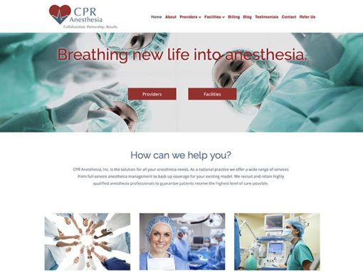 CPR Anesthesia