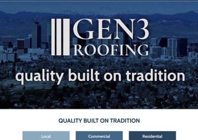 Gen3 Roofing